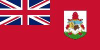 fly drone bermuda flag