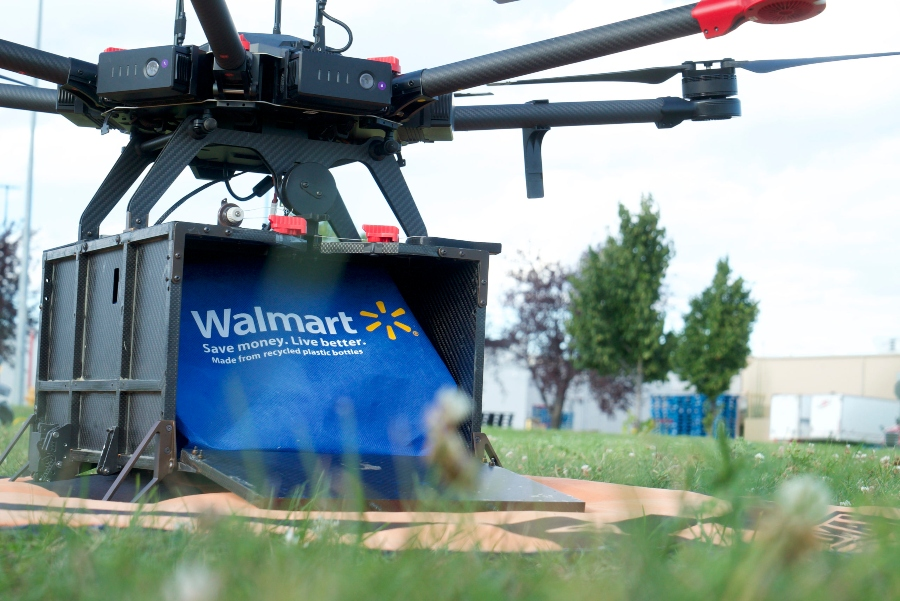 walmart-covid-19-drone-delivery-roundup