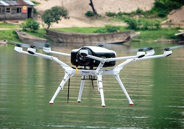 Doosan DS30 Hydrogen Drone