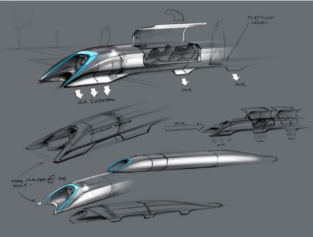 tesla-hyperloop