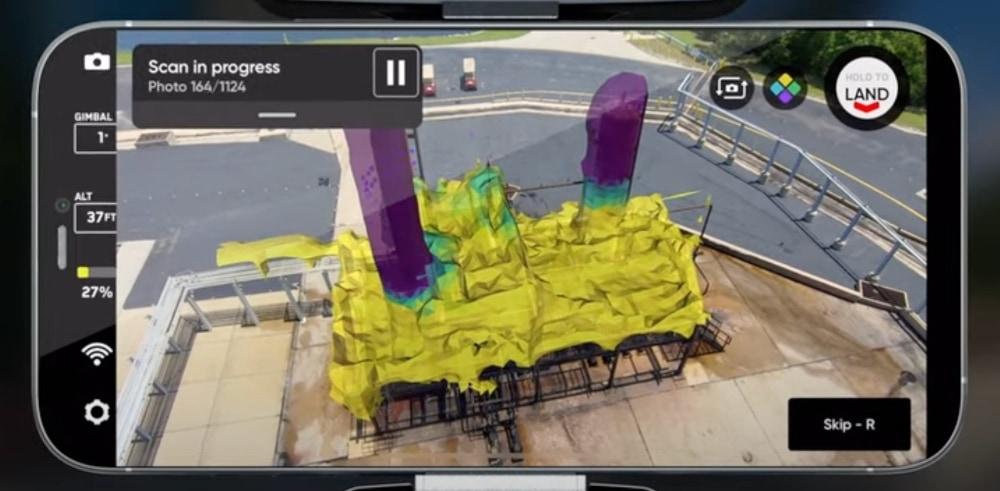 skydio-augmented-reality