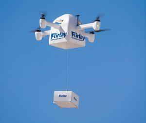 flirtey eagle drone