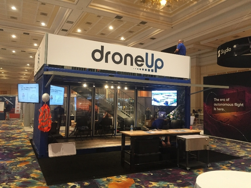 droneup-booth