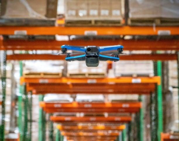 warehouse-drones