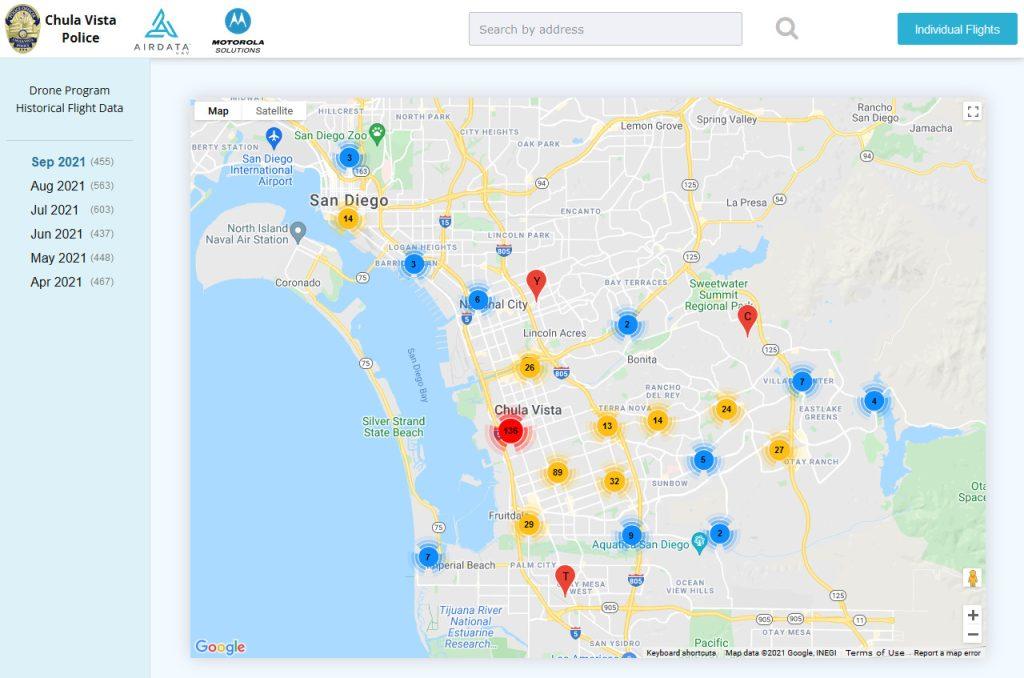 airdata-cvpd-map