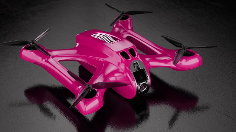 magenta-5g-drone